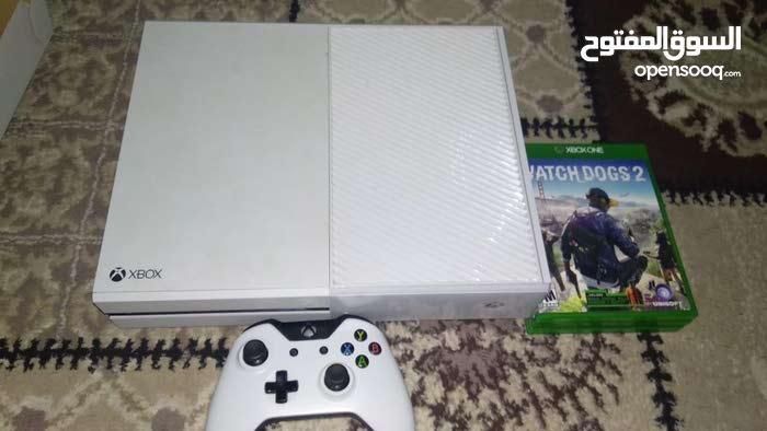 للبيع Xbox One مع جميع ملحقاتها