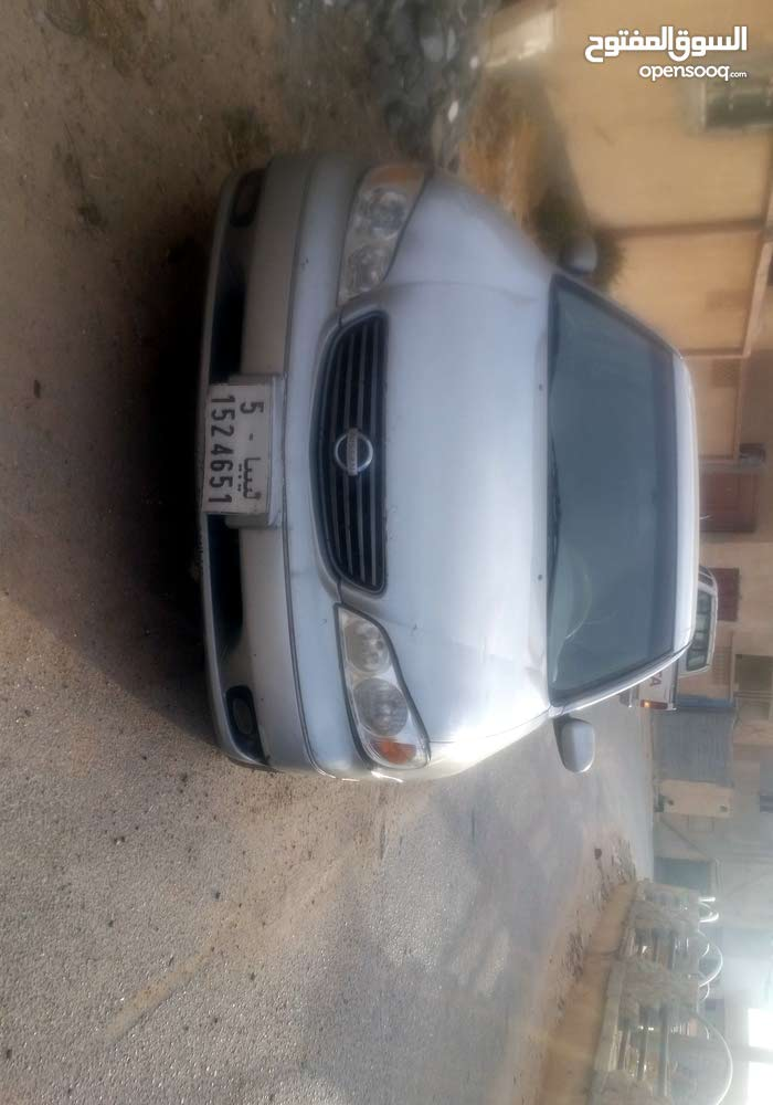 Manual Grey Nissan 2006 for sale