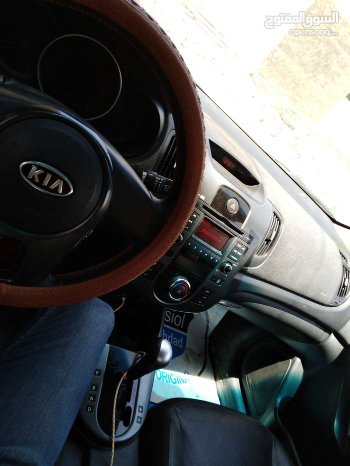 2010 Used Cerato with Automatic transmission is available for sale