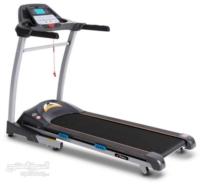 Haevy Duty Motorised Treadmill
