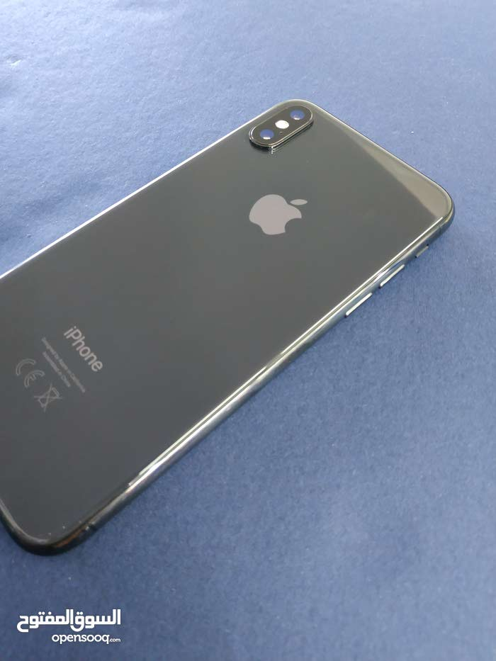 ايفون اكس مستعمل ذاكره 256 جيبي نظيف جدا عرض يعر خرافى