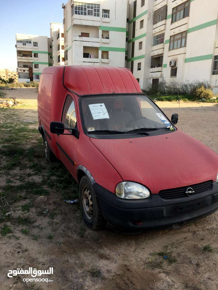 Manual Red Opel 1995 for sale