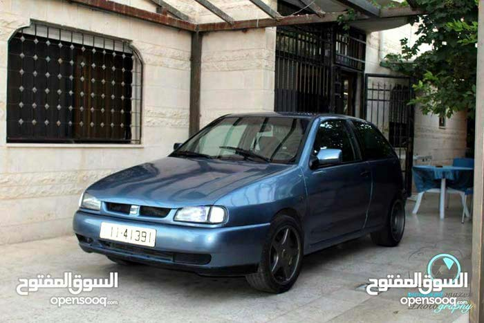Used condition SEAT Ibiza 1995 with 10,000 - 19,999 km mileage