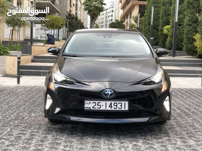 Toyota Prius 2017 for sale in Amman