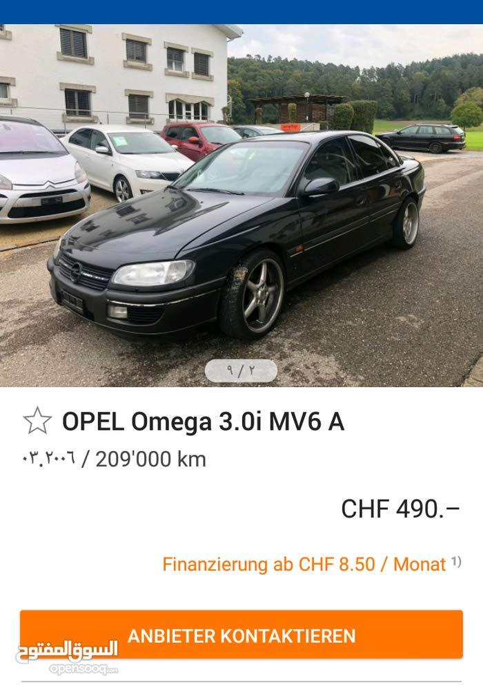 اوبل اوميغا 1999