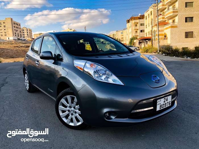 2015 New Leaf with Automatic transmission is available for sale