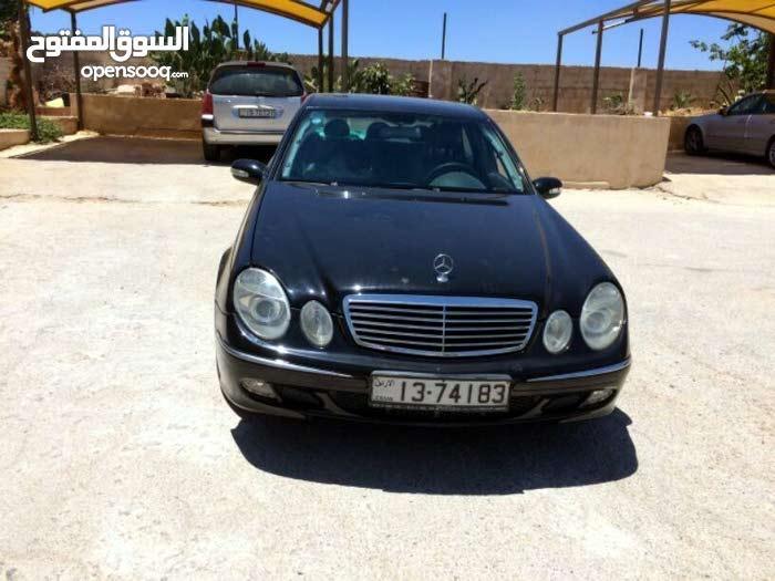 مرسيدس بنز E200 للبيع بحالة ممتازة Mercedes Benz E200 for sale
