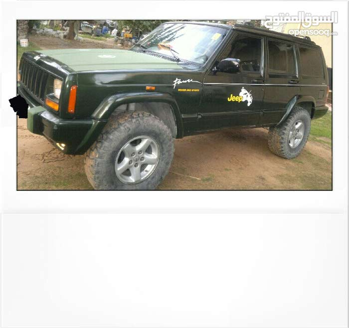 Jeep Grand Cherokee made in 2000 for sale