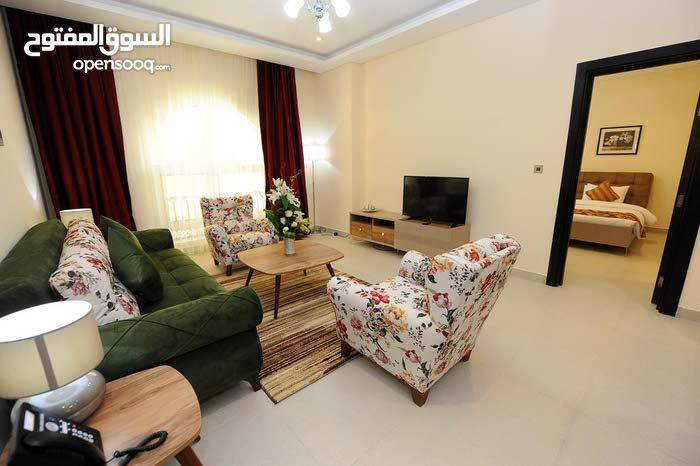 شقق فندقية للإيجار بموقع متميز جداً بوسط الدوحة