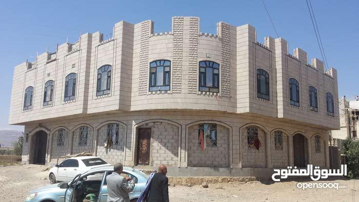 """عمارة استثماريه للبيع عرطة في حي راااقي جدا"""" بصنعاء"""