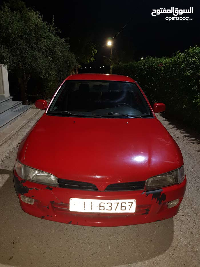Used condition Mitsubishi Lancer 1996 with 0 km mileage