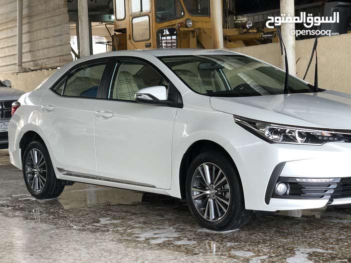 Toyota Corolla 2017 - Automatic