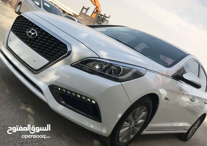 Hyundai Sonata car for sale 2015 in Amman city