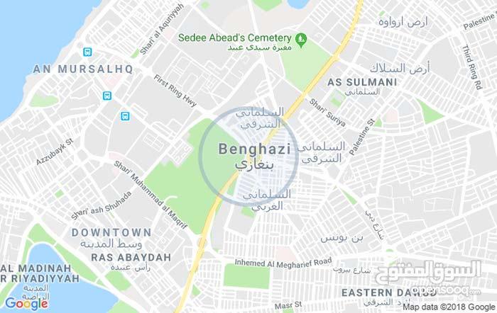 Basement apartment for rent in Benghazi