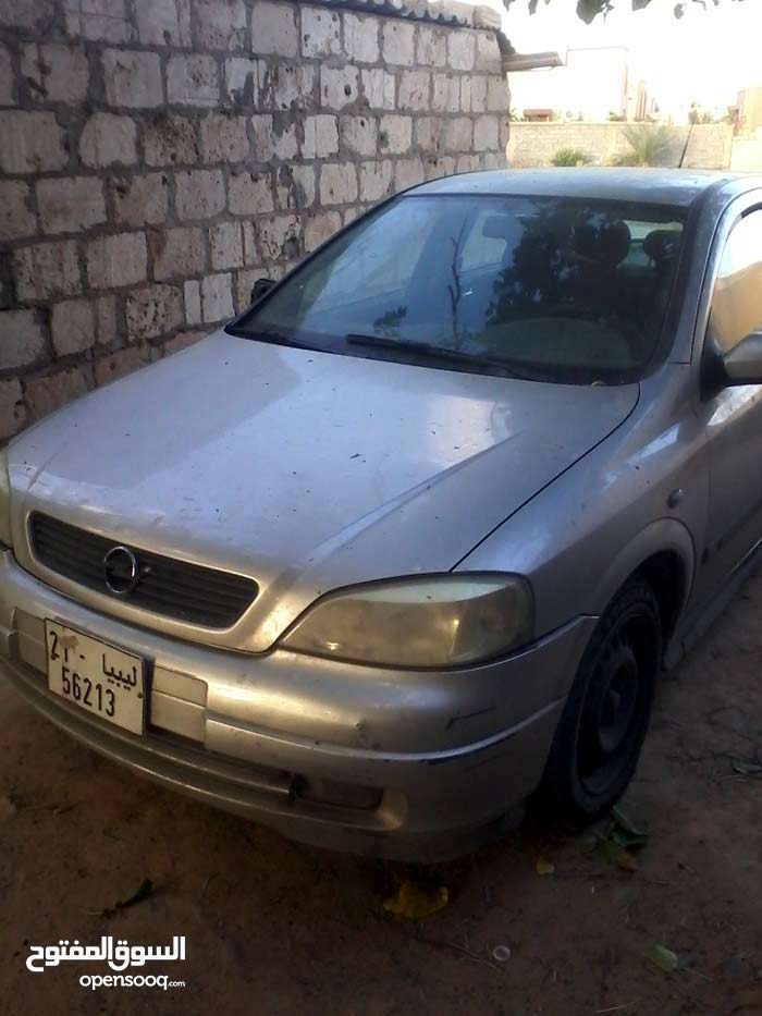 Gasoline Fuel/Power   Opel Astra 2000