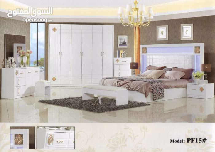 غرفة نوم راقية بتصميم عصري موديل PF15