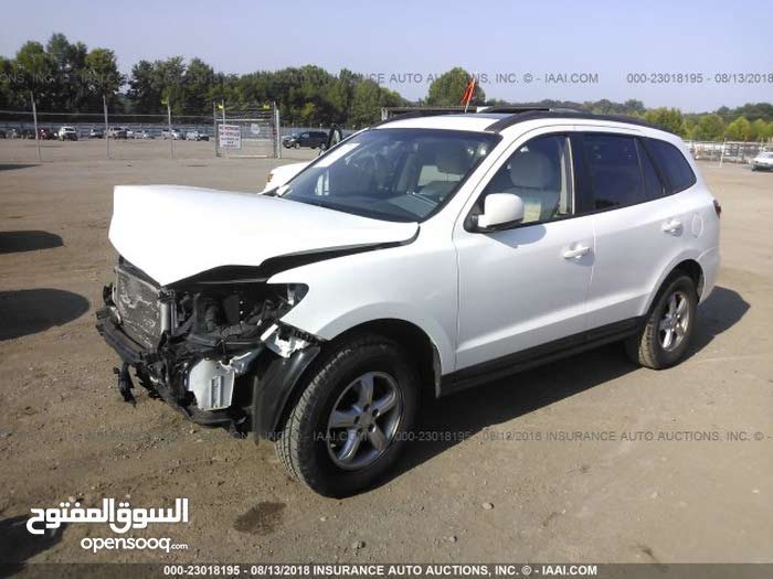 Used condition Hyundai Santa Fe 2008 with 60,000 - 69,999 km mileage