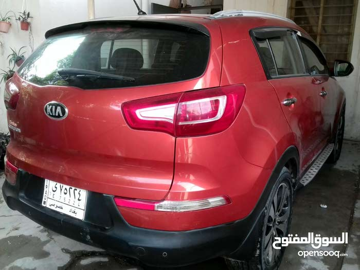 Kia Sportage car for sale 2013 in Baghdad city
