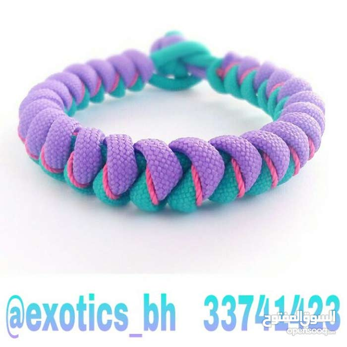 Exotic bracelets
