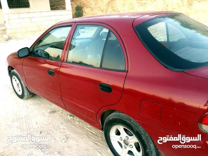 Hyundai Accent 1997 for sale in Zarqa