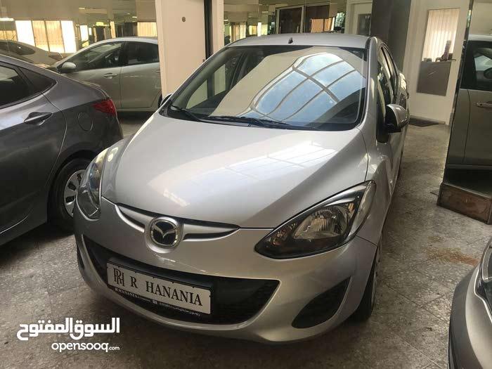 Silver Mazda 2 2015 for sale