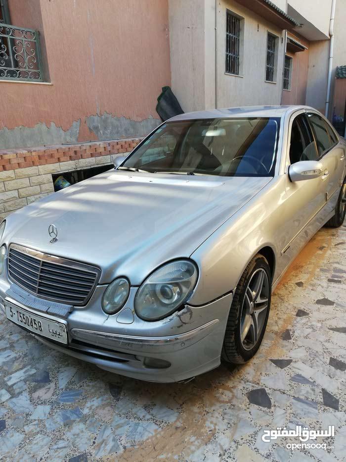Mercedes Benz E500 2006 For sale - Grey color
