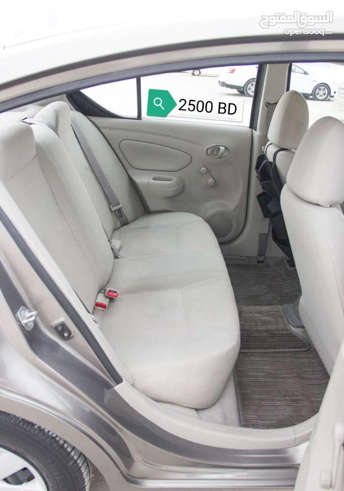Nissan Sunny (Model - 2014)