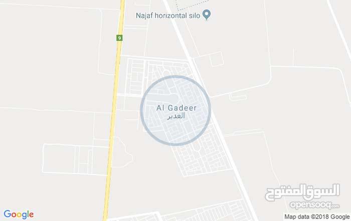 Ghadeer neighborhood Najaf city - 200 sqm apartment for rent