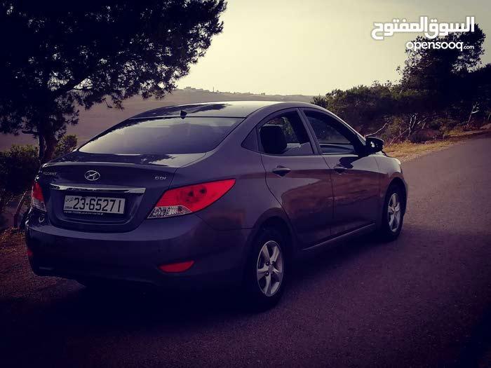 2014 Hyundai Accent for sale in Al Karak