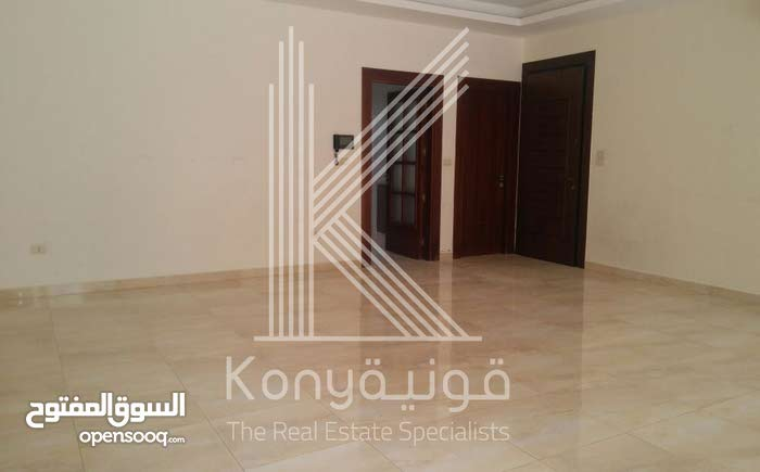 Ground Floor  apartment for rent with 3 rooms - Amman city Abdoun