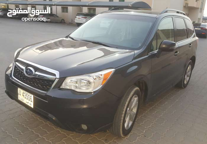 subaru forester 2014 free accident