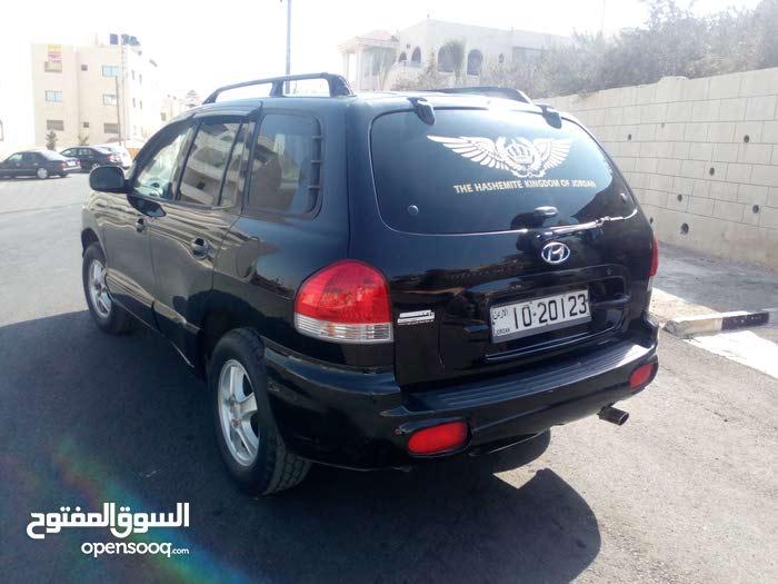 Used condition Hyundai Santa Fe 2001 with 190,000 - 199,999 km mileage