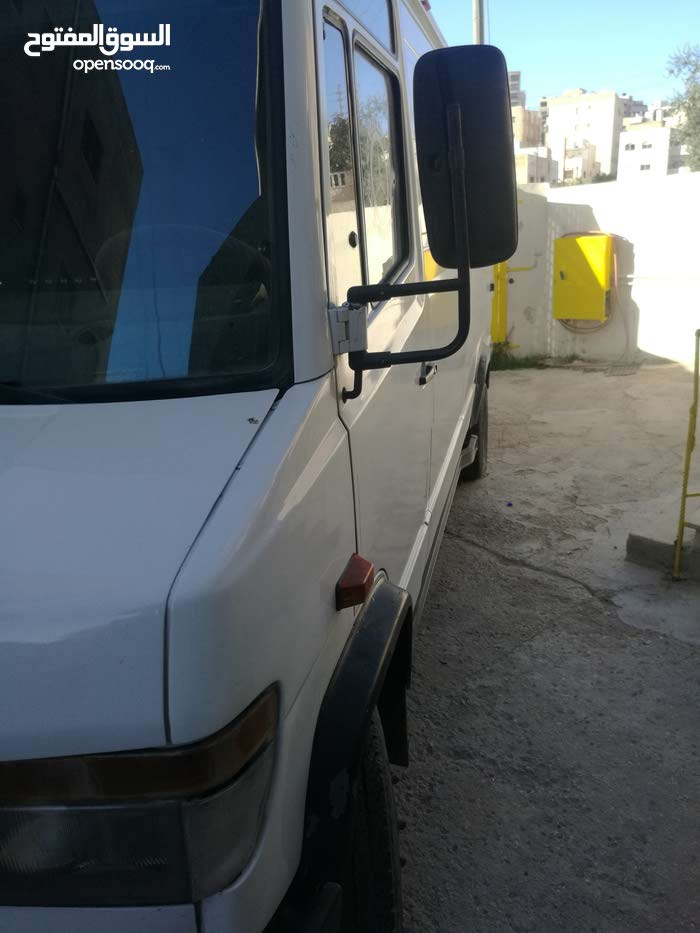 Manual Mercedes Benz 1997 for sale - Used - Amman city
