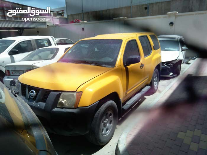 Automatic Used Nissan Xterra