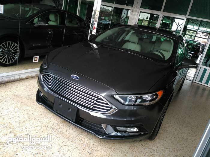 2018 Ford in Amman