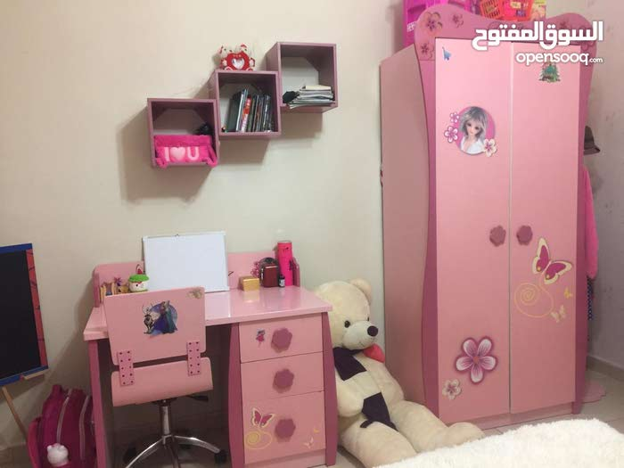 غرفه نوم بناتيه للاطفال