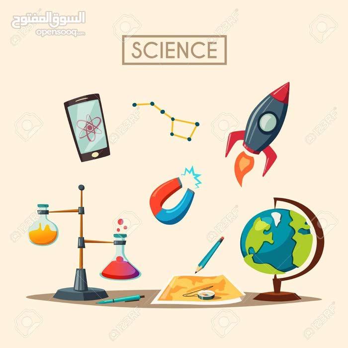 معلمة فيزياء ورياضيات لجميع المراحل العمرية