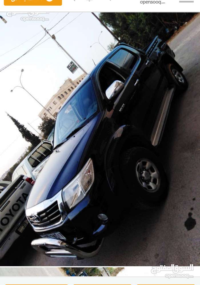 Used Hilux 2014 for sale