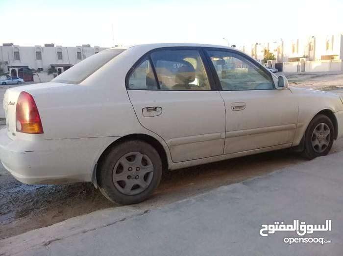 2002 Hyundai in Misrata