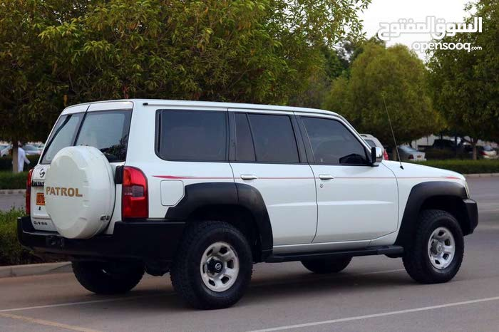 160,000 - 169,999 km mileage Nissan Patrol for sale