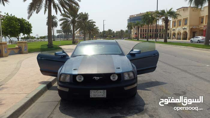 Gasoline Fuel/Power   Ford Mustang 2005