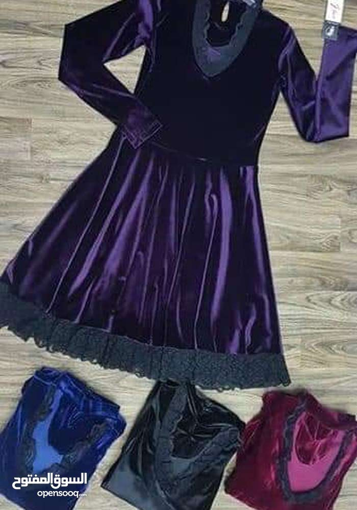 أجمل الفساتين من عنا بس