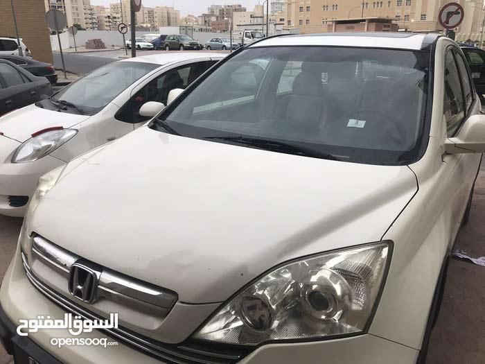 Honda CR-V 2008 For sale - White color