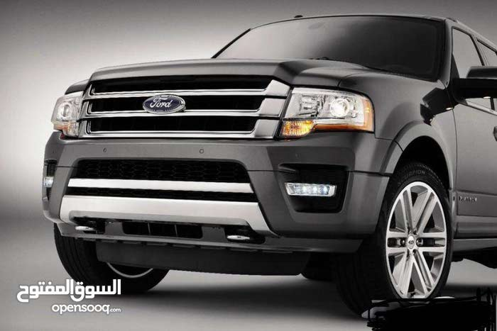 Grey Ford Expedition 2017 for sale