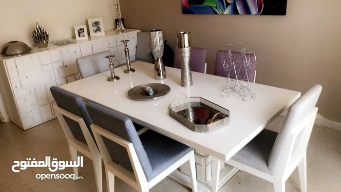 dining table with 8 chairs and dining cabinet big size
