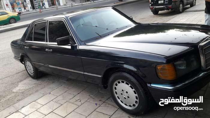 سياره مرسيدس 280 فل عدا الفتحه
