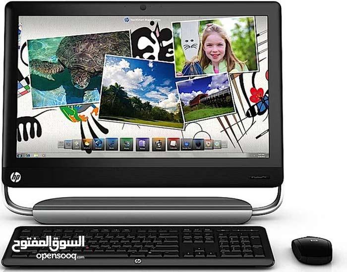 جهاز كاشير HP + برنامج نقطة البيع POS + الاجهزة