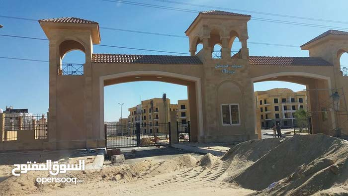 new apartment is up for sale in Giza Sheikh Zayed