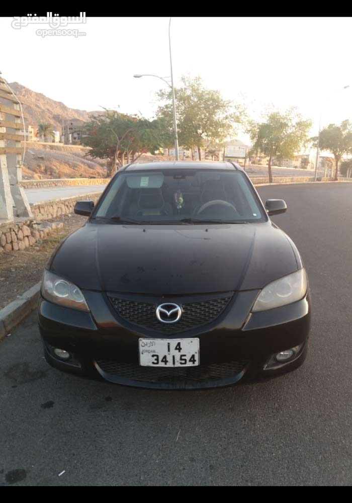 Automatic Mazda 2006 for sale - Used - Aqaba city