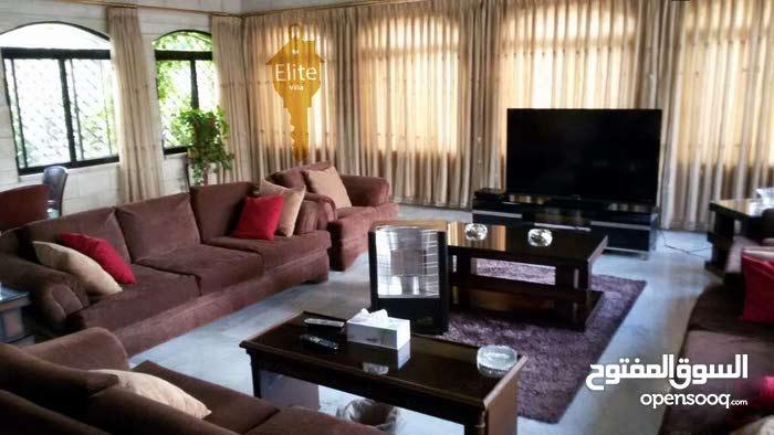 Villa for sale with More rooms - Amman city Abdoun